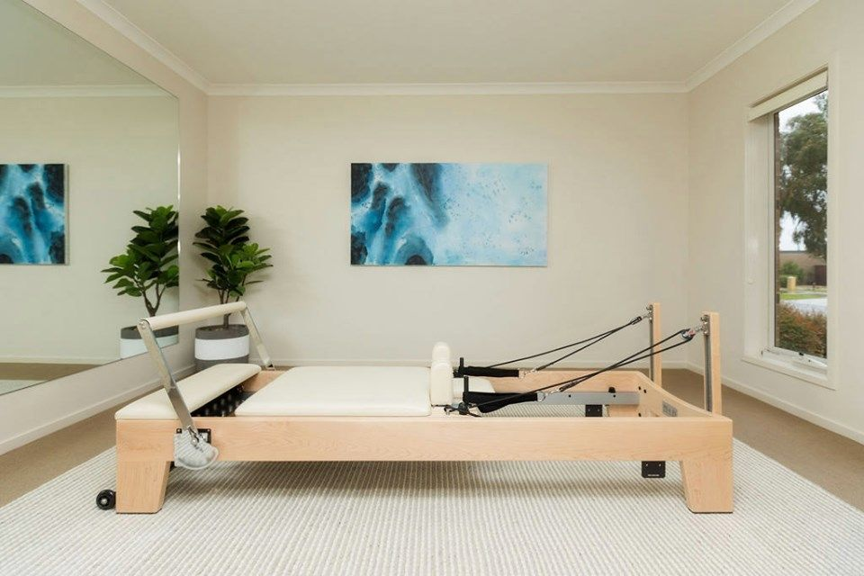 ASH WIGHTMAN, PILATES ATHLETICA OCEAN GROVE, VIC