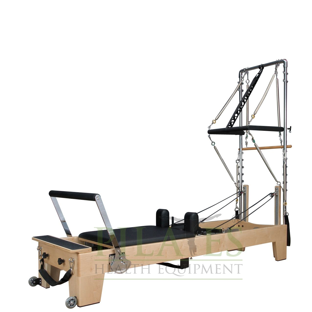 Signature Series MK II Pilates Reformer with Half Trapeze Bundle