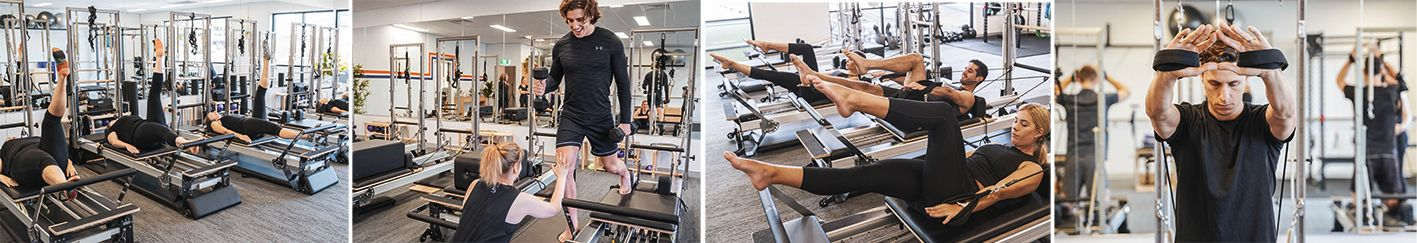Pilates Health Equipment | Performance Series with Half Trapeze