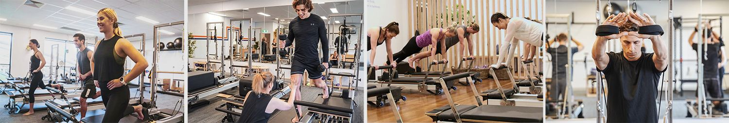 Pilates Health Equipment | Performance Series Pilate Reformers