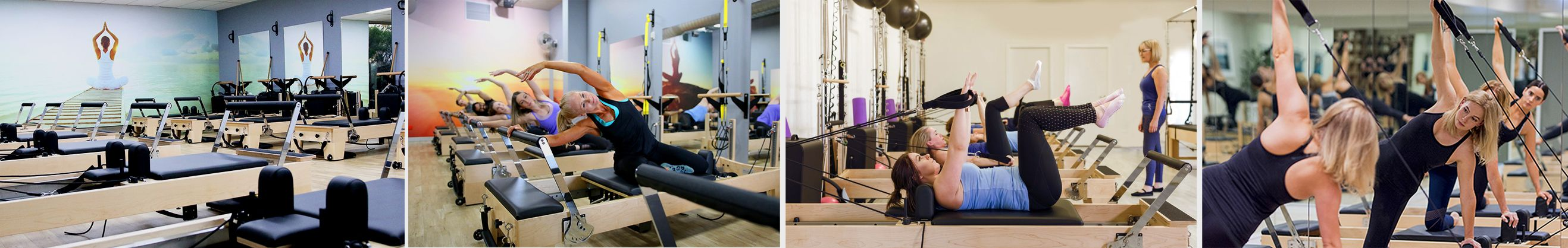 Pilates Health Equipment | Signature Series Pilates Reformer Range