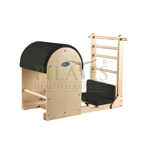 Signature Series Classic Ladder Barrel with 2 Piece Foot Platform